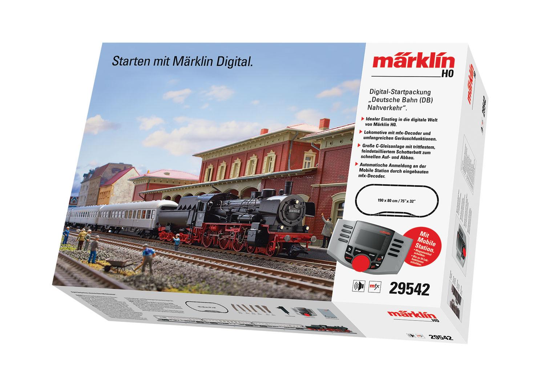 """German Federal Railroad (DB) Commuter Service"""