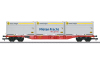 Type Sgns 691 Container Transport Car, WoodTainer XXL Containers Included