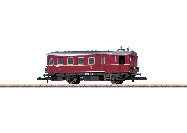 Dampftriebwagen Kittel CidT 8