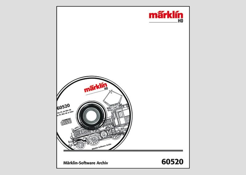 Märklin Software Archive.