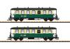 Rügen Bäder Railroad (RüBB) Passenger Car Set