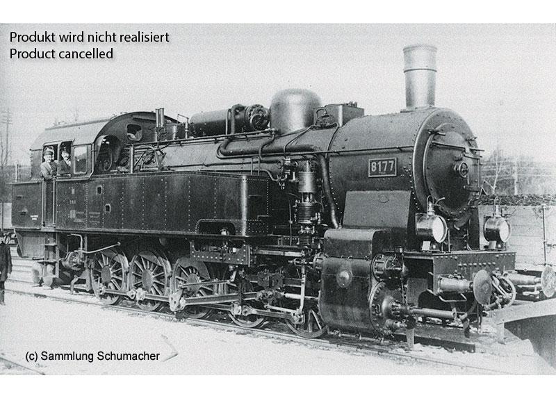 Class T 16.1 Tank Locomotive