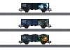 """Märklin Start up - Offenes Güterwagen-Set """"Nepomuk, Frau Mahlzahn und die Wilde 13"""""""