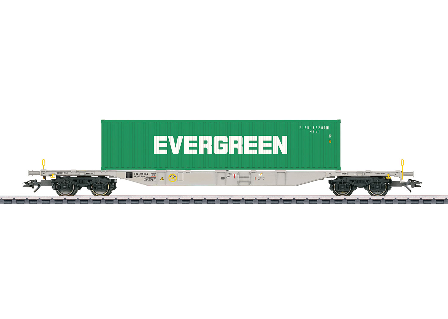 Type Sgnss 114 Container Transport Car