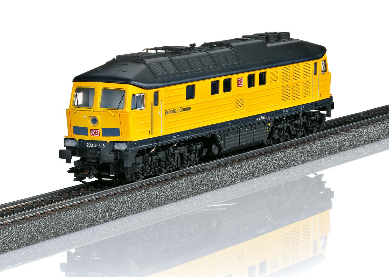 Diesellokomotive BR 233