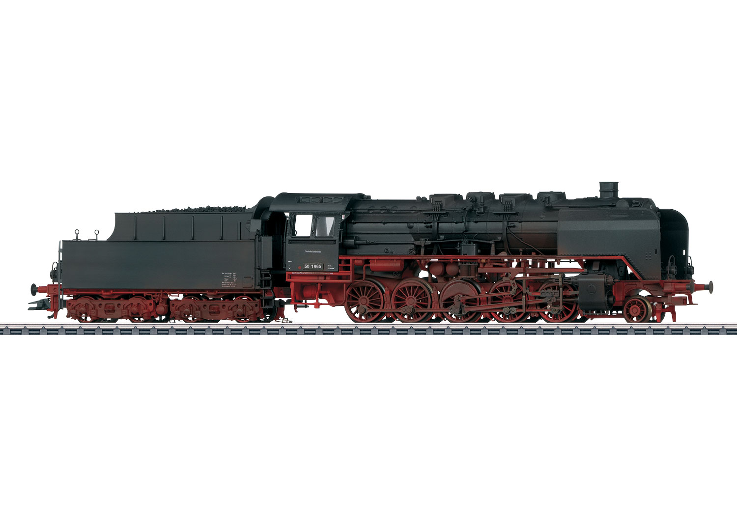 """Birthday Locomotive """"A Real Fifty Year Old"""""""
