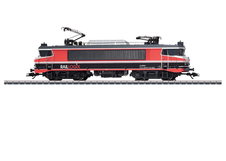Elektrische locomotief serie 1600