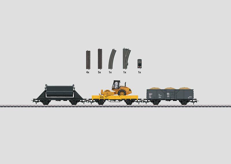 """Construction Site"" Track Extension Set."
