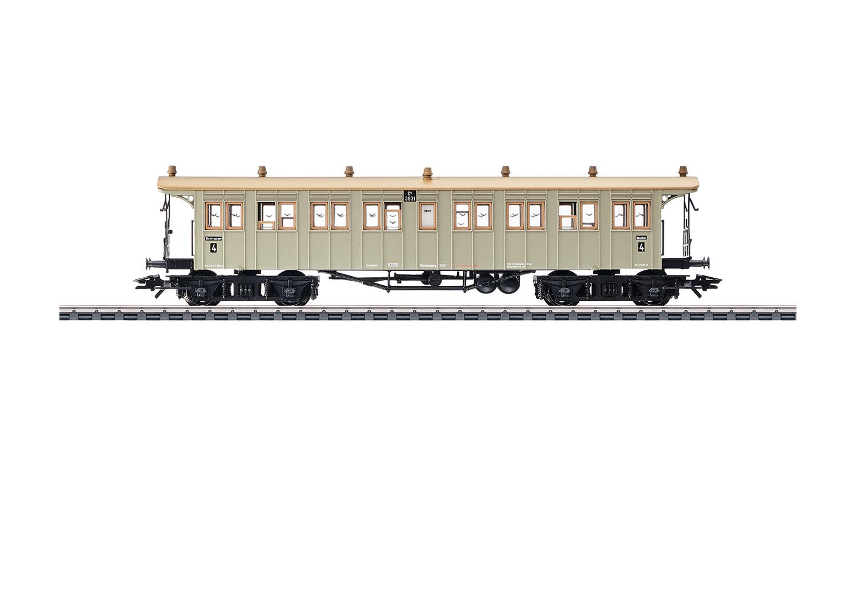 Württembergischer Reisezugwagen C4