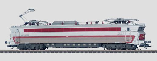 Locomotive électrique pour TEE.