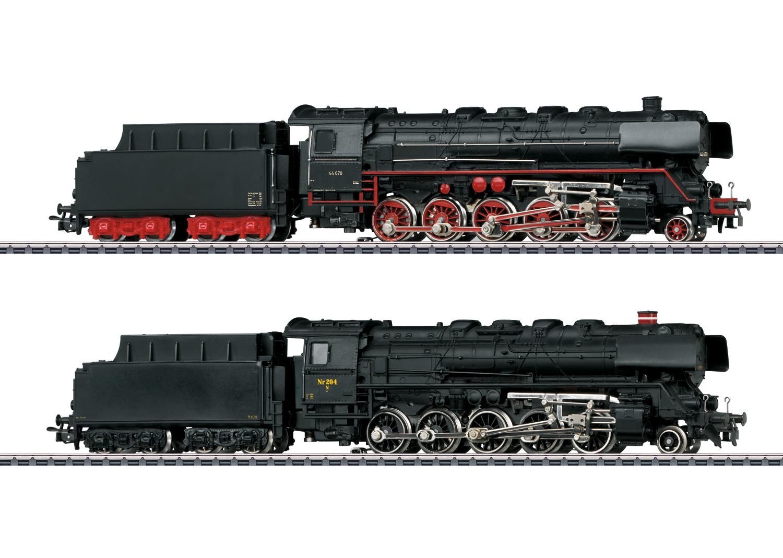 "Class 44 - ""Final Edition"" Double Set"