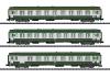 """""""Orient Express"""" Express Train Passenger Car Set"""