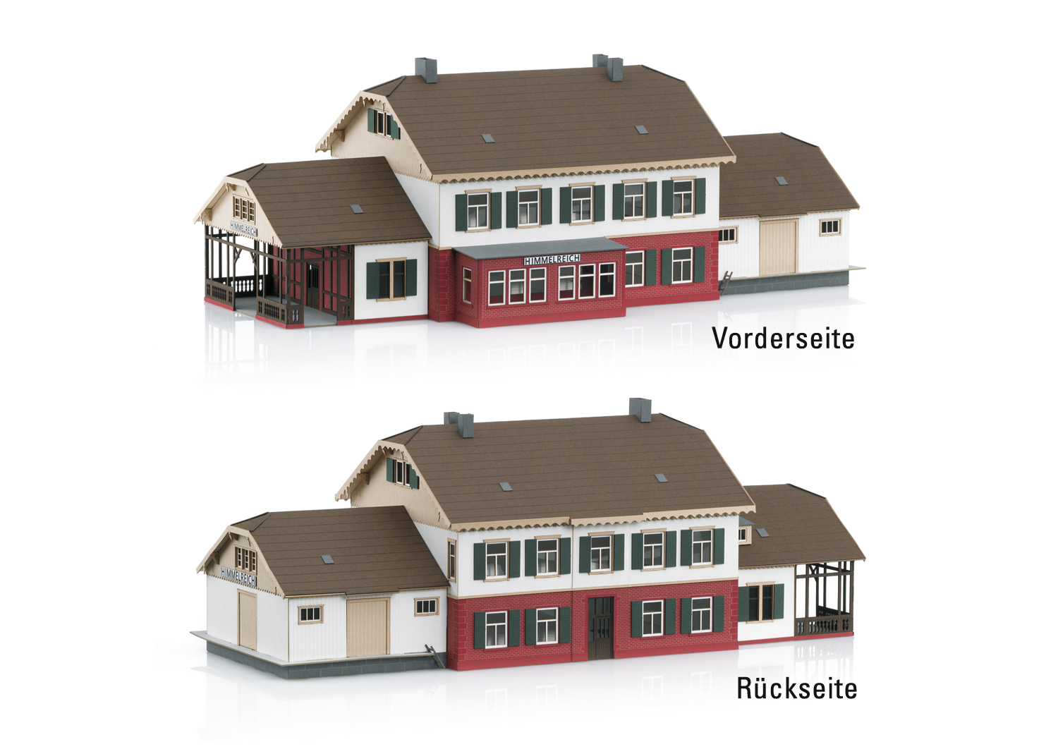 """Himmelreich"" Station Building Kit"