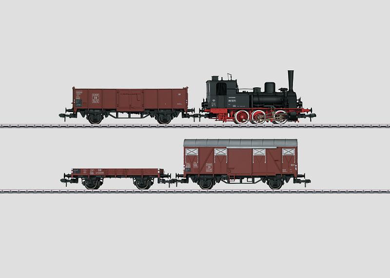 """Freight Train"" Digital Starter Set."