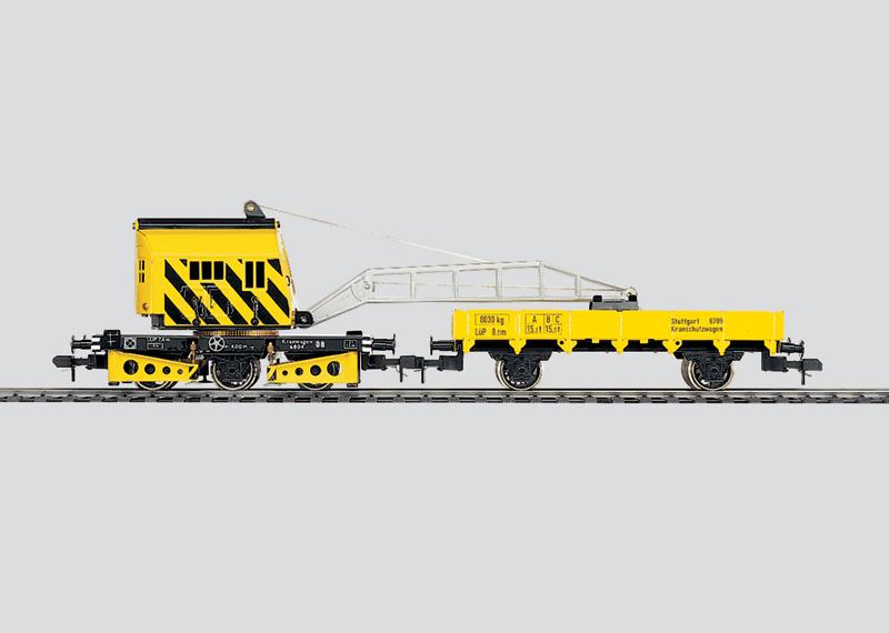 Kranwagen-Set