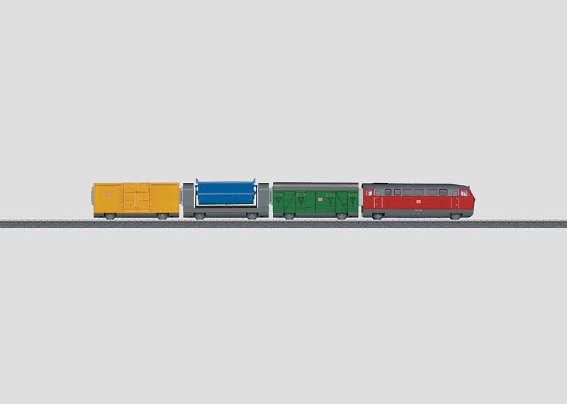 """Freight Train"" Starter Set."