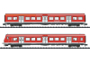 """S-Bahn"" Passenger Car Set"