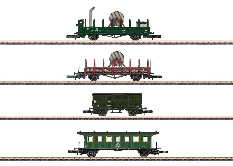 """High Tension Current Train"" Car Set"