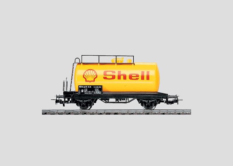 Ketelwagen voor minerale olie