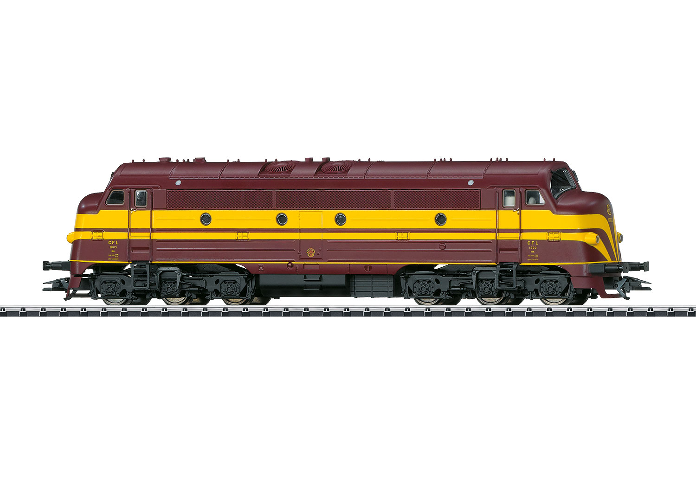 Diesellokomotive Serie 1600