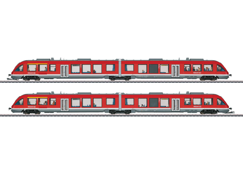 Class 648.2 (LINT) Diesel Powered Commuter Rail Car