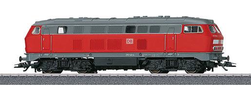 Märklin Start up - Locomotive diesel BR 216