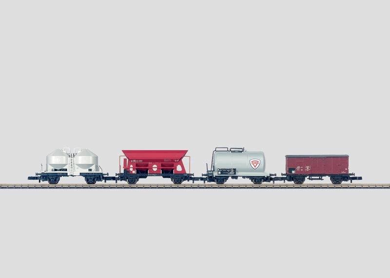 Set goederenwagens