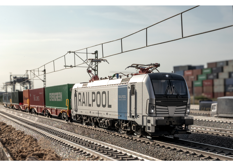 Märklin Start up - Class 193 Electric Locomotive