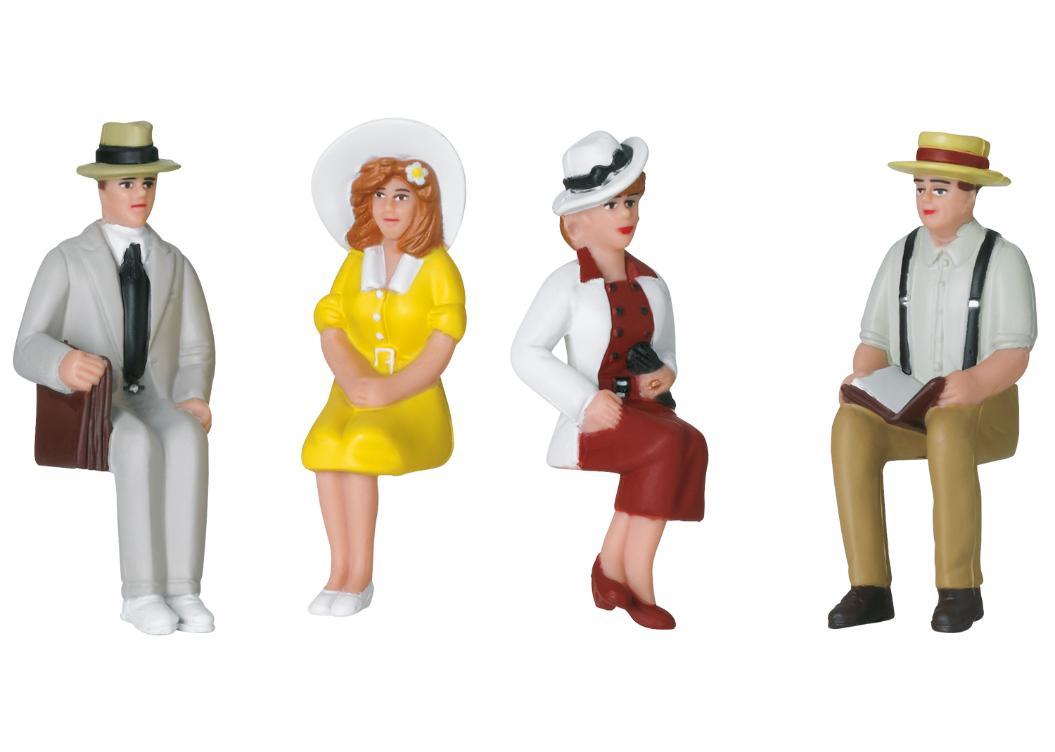 Set of Figures for the USA