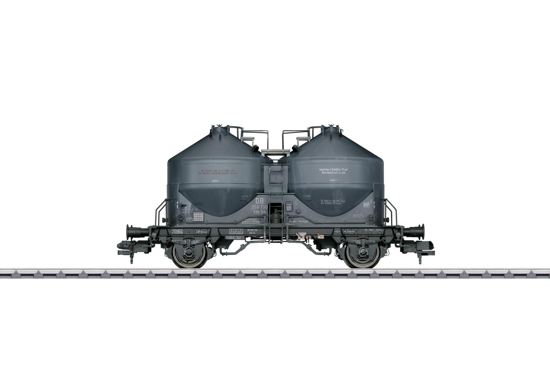 Type Kds 54 Powder Freight Silo Car