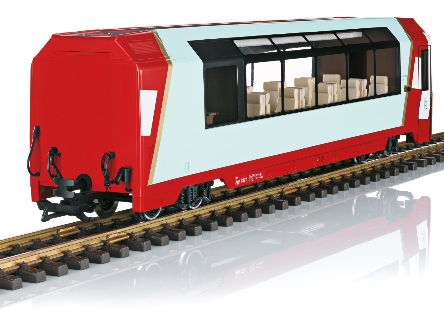 RhB Excellence Class Panorama Car