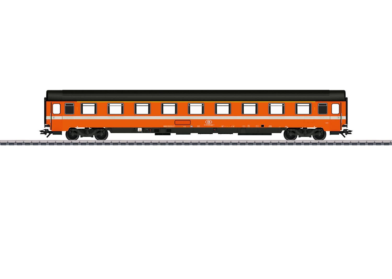 Passenger Car, 1st Class