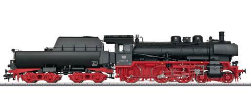 Dampflokomotive Baureihe 038