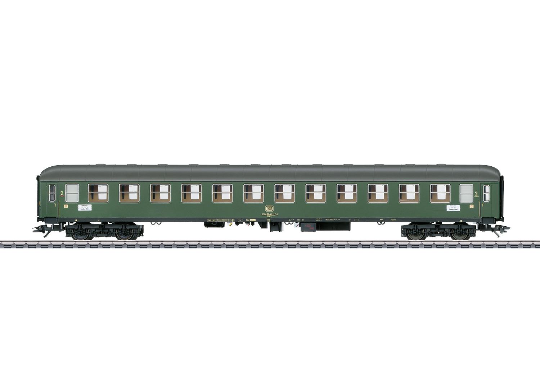 Type Büm 234 Express Train Passenger Car