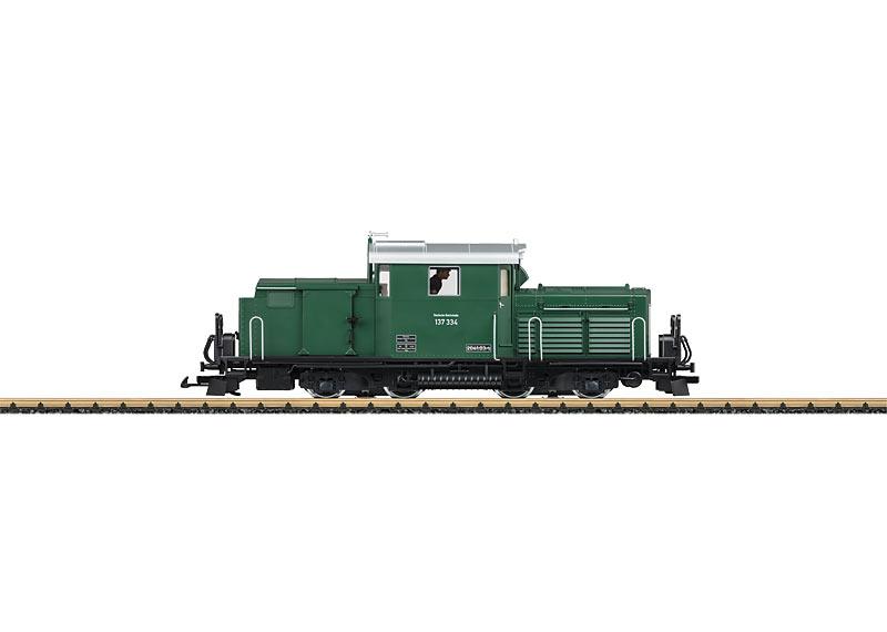 Dieselelektrische Lokomotive DRG