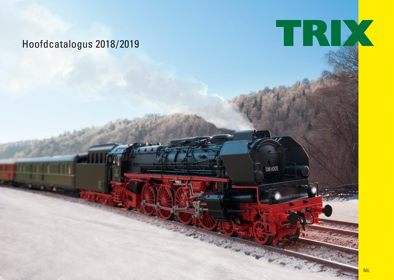 Trix Katalog 2018/2019 NL