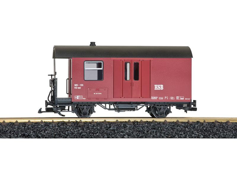 HSB Baggage Car 905-155