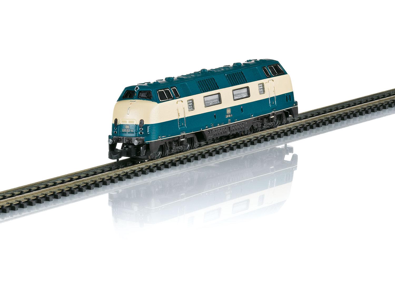 Diesellokomotive BR 220
