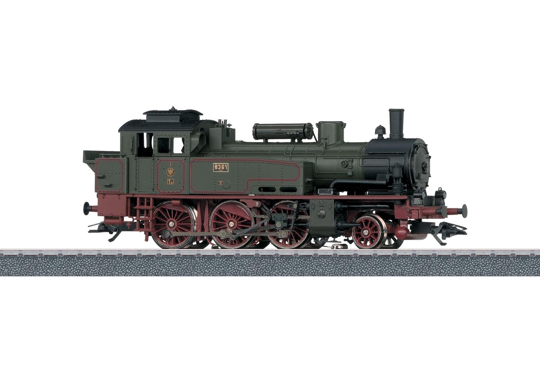 Märklin Start up - Tenderlokomotive T12