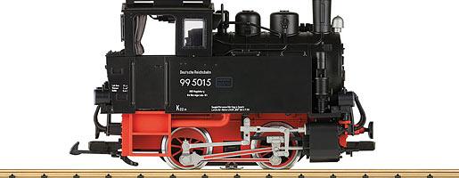 DR Dampflok 99 5015