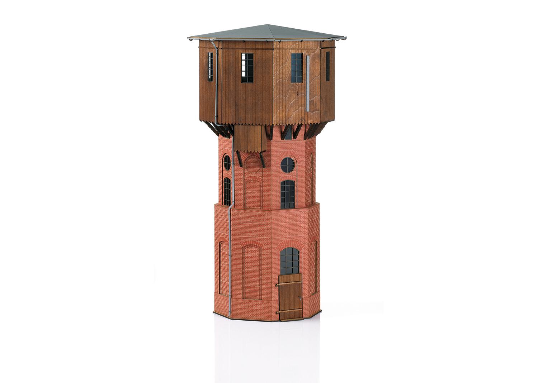 Prussian Standard Design Water Tower Building Kit