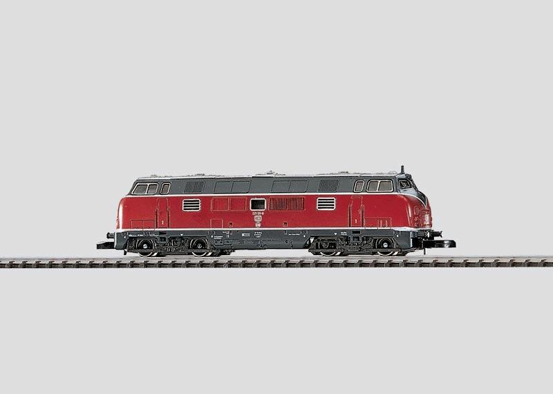 Diesel Hydraulic Locomotive.