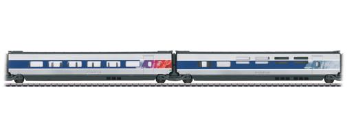Coffret de complément 3 pour le TGV POS
