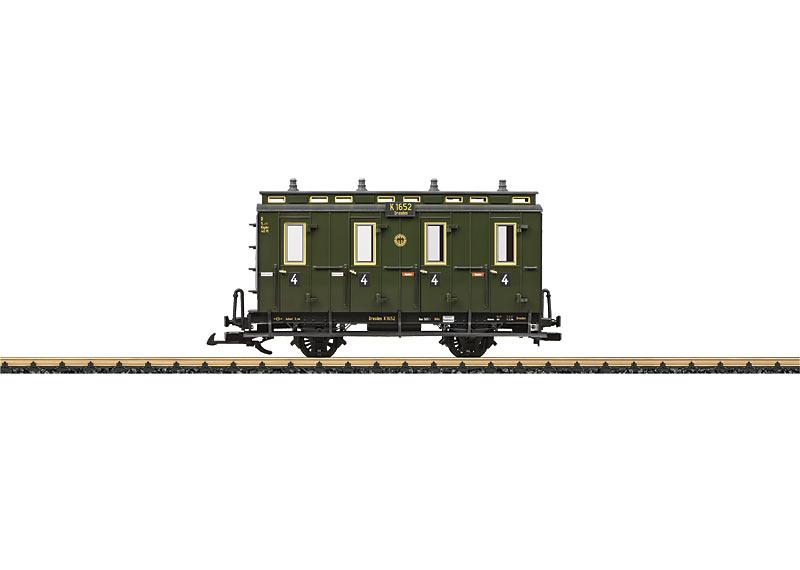 Abteilwagen 4. Klasse DRG (Deutsche Reichsbahn Gesellschaft)