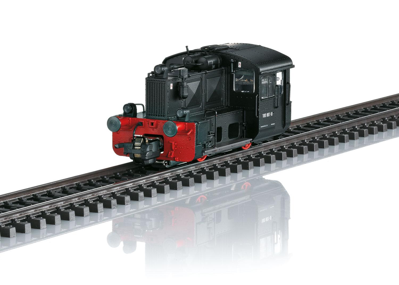 Dieselkleinlokomotive Köf II als BR 100