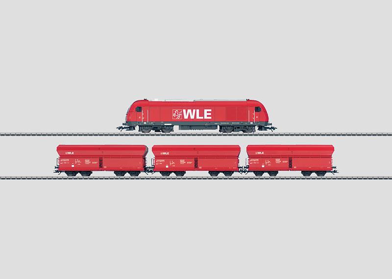 """WLE"" Train Set."