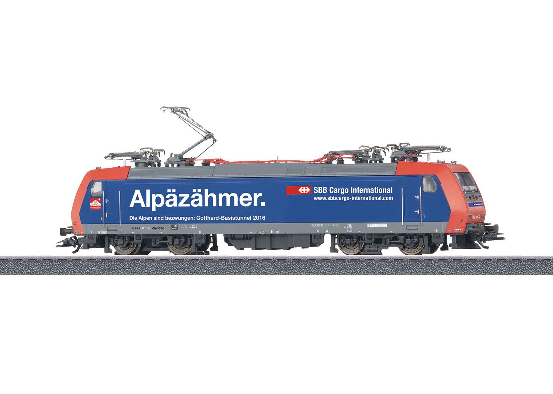 Class 482 Electric Locomotive