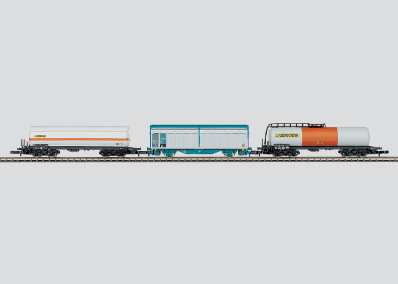 Güterwagen-Set