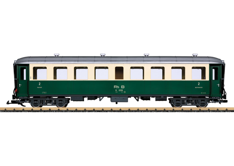 RhB Passenger Car, 2nd Class