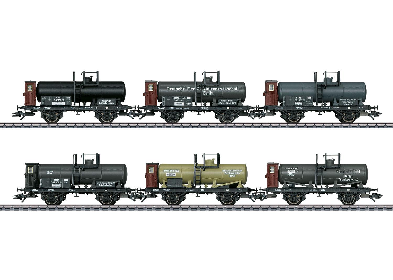 Kesselwagen-Set